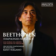 Beethoven: Symphonies Nos 2 & 4, The Poetry of Freedom