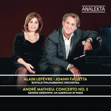 Mathieu: Concerto No. 3 - Gershwin: An American in Paris