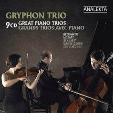 Great Piano Trios (9CD)