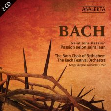 Bach: La Passion selon saint Jean (2CD)