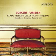 Concert parisien - in the era of Louis XV