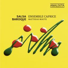 Salsa baroque: Music of Latin America and Spain of the 17th and 18th century