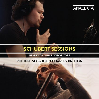 AN 2 9999 Schubert Sessions Lieder Guitare