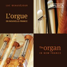 The Organ in New France (exclusive download album)