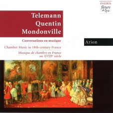 Conversations in musique: Chamber Music in 18th century France