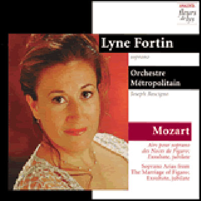 Mozart: Soprano Arias from The Marriage of Figaro