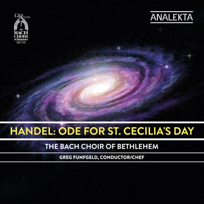 AN 2 9541 Handel – Ode for St. Cecilia's Day