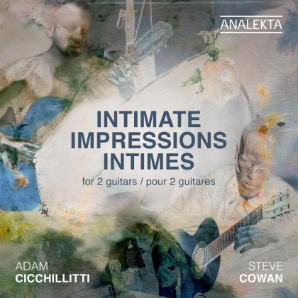 AN 2 8793 Impressions intimes pour 2 guitares